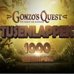 Tusenlappen 2 x 500 = 1000 Free Spins