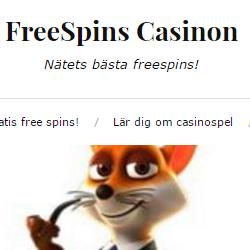 Var hittar man free spins